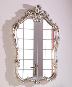 Espejo clásico pan de oro o plata