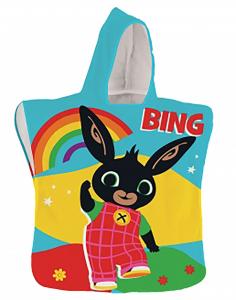 Poncho Bing Accappatoio bambino Bing