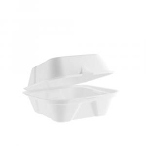 Box burger MINI in cellulosa 13x12x7cm