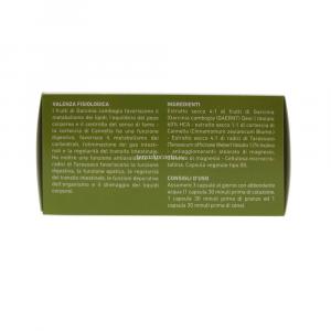 Garcinia +2  Conf. Da 90 Cps  Ligne de Plantes
