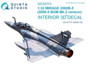 Mirage 2000B-5 (2000-5BGM Mk2)