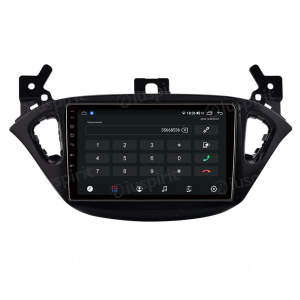 ANDROID autoradio navigatore per Opel Corsa E 2014-2018 Opel Adam 2013-2016 CarPlay Android Auto GPS USB WI-FI Bluetooth 4G LTE