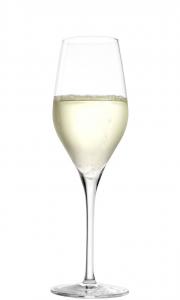 Set di 6 Calici da champagne in vetro cristallino Exquisit ml 265