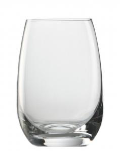 Set 6 bicchieri acqua in vetro cristallino trasparente Universum ml 335