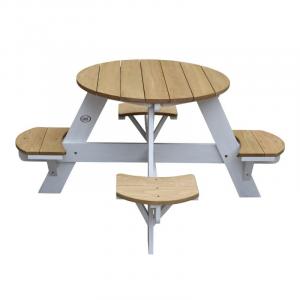 UFO tavolo da Picnic rotondo Axi playhouse