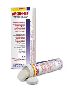 ARGIN-UP PIÙ ENERGIA - PIÙ VIGORE
