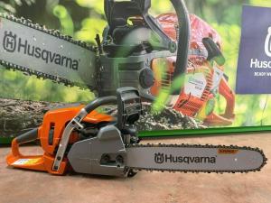 MOTOSEGA PROFESSIONALE HUSQVARNA 550XP MARK II 50,1 cc - 3,0 Kw BARRA 40 AUTO TUNE
