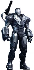 *PREORDER* Iron Man 2: WAR MACHINE 1/6 by Hot Toys