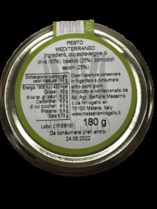 Antipasto Made in Basilicata- Masseria Mirogallo (MT)