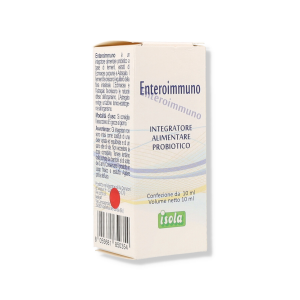 ENTEROIMMUNO GTT 10ML