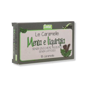 CARAMELLA MENTA/LIQUIR 18CONF