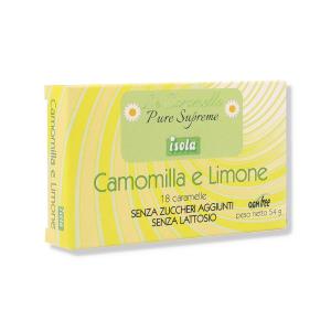 CARAMELLA CAMOMILLA LIMONE