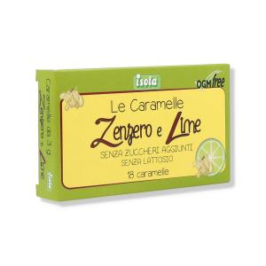 CARAMELLA LIME/ZENZERO 18CONF