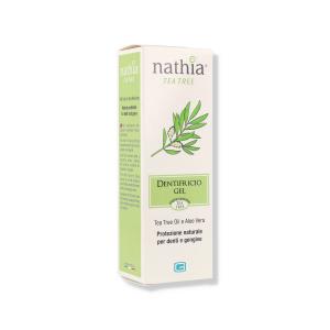 NATHIA TEA TREE DENTIF GEL75ML