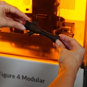 Figure 4 Resin Cartridge TOUGH-BLK 20
