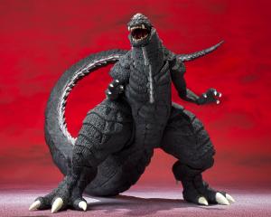 *PREORDER* Godzilla Singular Point S.H. MonsterAtrs: GODZILLAULTIMA by Bandai Tamashii