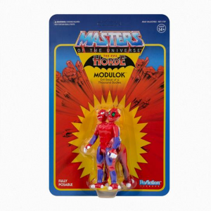 Masters of the Universe ReAction: MODULOK (NYCC 2019 Exclusive) by Super7