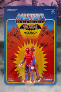 Masters of the Universe ReAction: MODULOK ((D. ver) Power-Con 2019 Exclusive) by Super7