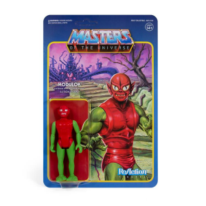 Masters of the Universe ReAction: MODULOK ((Top Toys Variant) NYCC 2019 Exclusive) by Super7