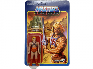 Masters of the Universe ReAction: HE-MAN ver.2 by Super7