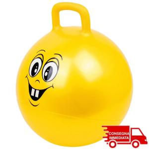 Gioco pallone per saltare per bambini