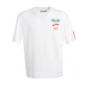 T-Shirt After Label Bianca