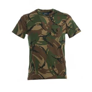 T-Shirt Polo Ralph Lauren Camouflage