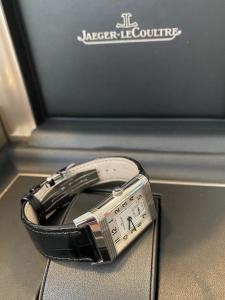 Orologio secondo polso Jaeger-LeCoultre Reverso Duo Face
