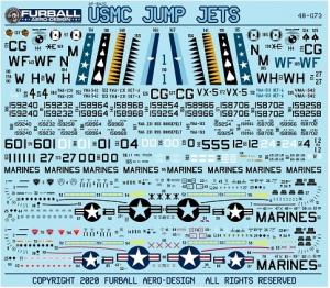USMC Jump Jets