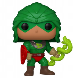 Master of the Universe POP! Vinyl Figure: KING HISS  EXCLUSIVE by Funko