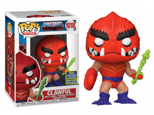 Master of the Universe POP! Vinyl Figure: CLAWFUL EXCLUSIVE by Funko