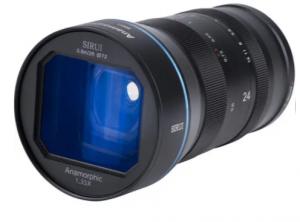 Lente anamorfica 24mm f/2.8 1.33x (SR24-Z Attacco Nikon Z)