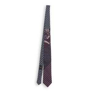 Cravatta Etro Patchwork Blu