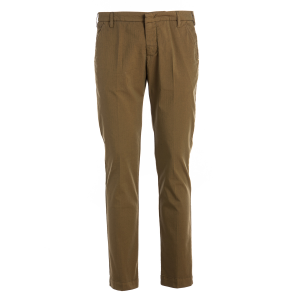 Pantalone Entre Amis Verde Muschio