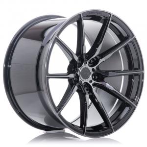 Cerchi in lega  CONCAVER  CVR4  22''  Width 10,5   PCD Custom  ET Custom  CB 74,1    Double Tinted Black