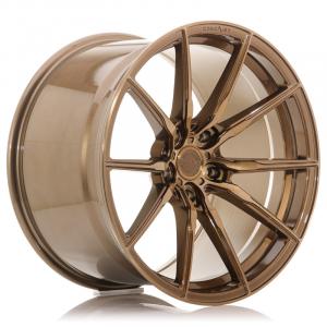 Cerchi in lega  CONCAVER  CVR4  22''  Width 10   PCD Custom  ET Custom  CB 74,1    Brushed Bronze