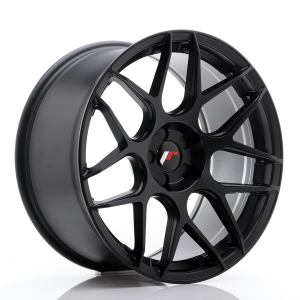 Cerchi in lega  JAPAN RACING  JR18  19''  Width 9,5   PCD Custom  ET ET Custom  CB 74,1    Black