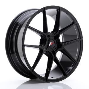 Cerchi in lega  JAPAN RACING  JR30  20''  Width 8,5   PCD Custom  ET ET Custom  CB 74,1    Black
