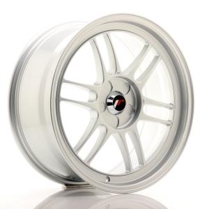 Cerchi in lega  JAPAN RACING  JR7  18''  Width 8   PCD Custom  ET 35  CB 73,1    Silver