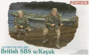 British SBS w/ Kayak World's Elite Force Series