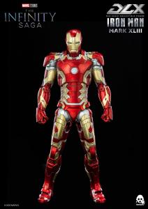 *PREORDER* Infinity Saga DLX: IRON MAN MARK 43 by ThreeZero