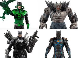 DC Multiverse - Dark Multiverse: SERIE 3 COMPLETA by McFarlane Toys
