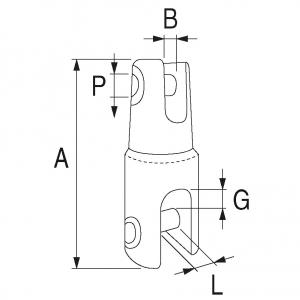 Anchor connector