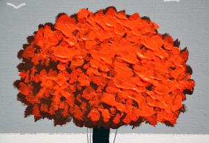 Mondelli Giò Acrilico su tavola Formato cm 15x15