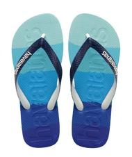 Ciabatte Havaianas Logomania MC Degrade Azul Nava