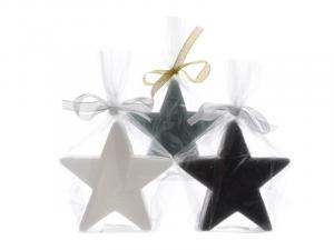 KAEMINGK Figure Candle Star 3C 215532 Candele E Incensi Natale Regalo 434