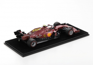 Ferrari Sf1000 Tuscany Gp 2020 1000th Gp Charles Leclerc #16 - 1/18 Looksmart