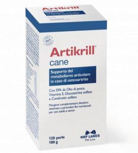 NBF - Artikrill cane - 120 perle