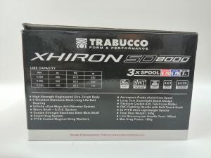 MULINELLO TRABUCCO XHIRON SD 8000