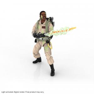 *PREORDER* Ghostbusters Plasma Series Glow in the Dark: WISTON ZEDDEMORE by Hasbro